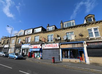 Thumbnail 2 bed property for sale in Shop + Flat On Manchester Road, Bradford