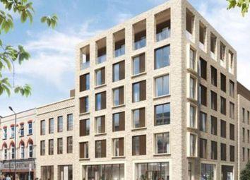 Retail premises to let in Morris House, 130 Kingsland High Street, Hackney E8
