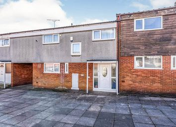 Thumbnail 4 bed terraced house for sale in Wolverton, Skelmersdale, Lancashire