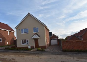 Thumbnail 4 bed detached house for sale in Barn Owl Close, Reedham, Norwich