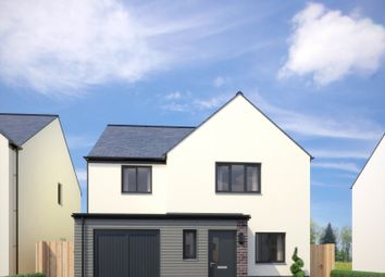 Thumbnail 4 bed detached house for sale in The Barnard, Fusion, Paignton