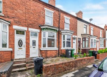 3 bed terraced house for sale in Manor Road, Walsall WS2