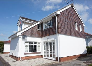 Thumbnail 3 bed detached house for sale in Coedcae Road, Llanelli