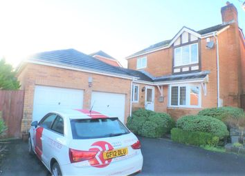 Thumbnail 4 bed detached house to rent in Maes Y Ffynnon, Llannon