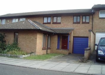 Thumbnail 3 bed terraced house to rent in Kirkstall Place, Oldbrook, Milton Keynes