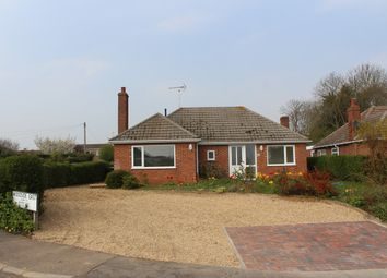 Thumbnail 3 bed bungalow for sale in Northorpe, Thurlby