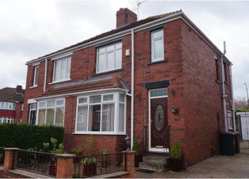 Thumbnail 3 bed semi-detached house for sale in Stanhope Gardens, Barnsley