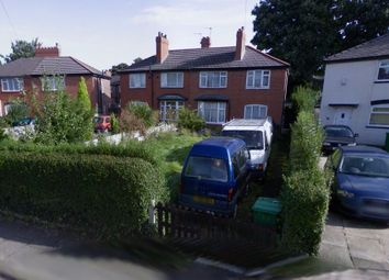Thumbnail 3 bed semi-detached house to rent in Lundy Avenue, Manchester