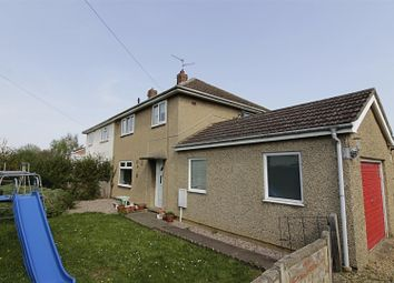 Thumbnail 3 bed semi-detached house for sale in Godsey Crescent, Market Deeping, Peterborough