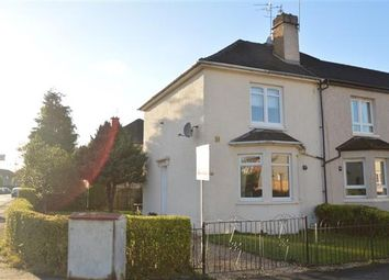 Thumbnail 2 bed end terrace house for sale in Avenel Road, Knightswood, Glasgow