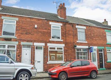 Thumbnail 2 bed terraced house for sale in Richmond Street, Mansfield