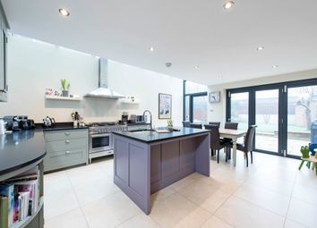 Thumbnail 4 bed terraced house for sale in Sarsfeld Road, London