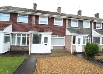 Thumbnail 3 bed terraced house for sale in Regent Road, Jarrow