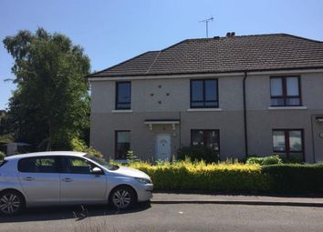 Thumbnail 2 bed flat to rent in Moidart Crescent, Glasgow