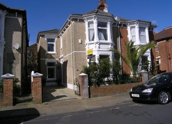 Thumbnail 4 bed semi-detached house for sale in Exeter Road, Southsea