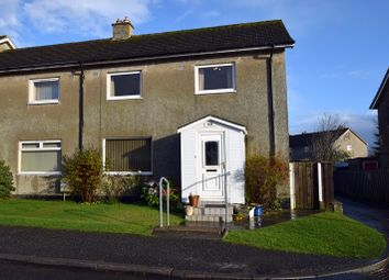 Thumbnail 3 bed end terrace house for sale in 45 Heathfield Road, Thurso