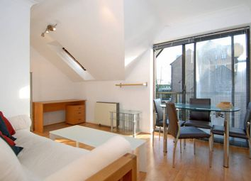 Thumbnail 1 bed flat to rent in Dorney Court, Carrara Wharf, London