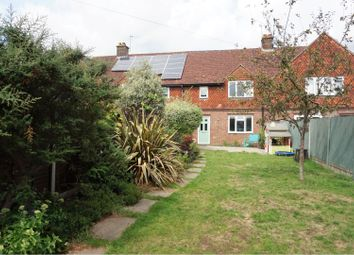 3 bed terraced house for sale in Bramswell Road, Godalming GU7