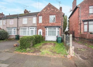 2 bed terraced house for sale in Yelverton Road, Radford, Coventry, West Midlands CV6