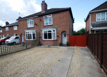 Thumbnail 3 bed semi-detached house for sale in Rotten Row, Pinchbeck, Spalding