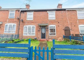 Thumbnail 3 bed terraced house for sale in Knight Avenue, Gillingham