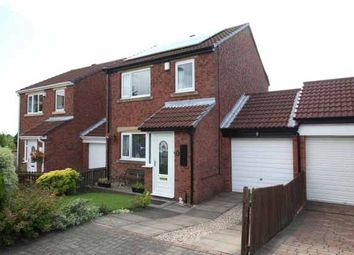 Thumbnail 3 bed detached house for sale in Hickstead Close, Wallsend, Tyne And Wear