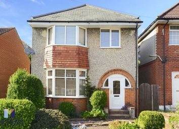Thumbnail 3 bed detached house for sale in Rutland Road, Charminster