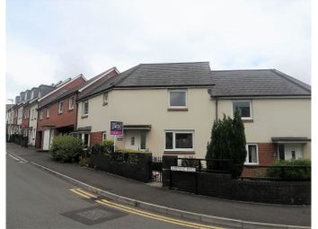 Thumbnail 3 bed terraced house for sale in Tonnant Road, Swansea