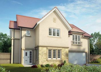 "Thumbnail 5 bed detached house for sale in ""The Logan"" at Lethame Road, Strathaven"
