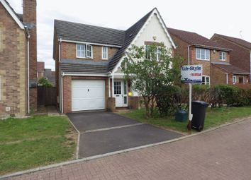 Thumbnail 4 bedroom detached house to rent in Bakers Ground, Stoke Gifford, Bristol