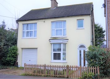 Thumbnail 5 bed detached house for sale in Church Road, Hadleigh, Benfleet