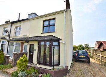Thumbnail 3 bedroom end terrace house for sale in Wyndham Park, East Runton, Cromer