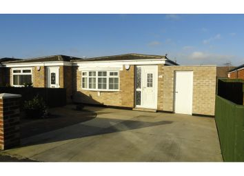 Thumbnail 1 bedroom semi-detached bungalow for sale in Lichfield Avenue, Middlesbrough