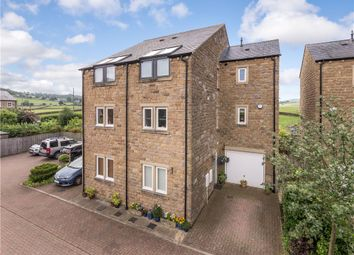 Thumbnail 5 bed town house for sale in Airedale Ings, Cononley, Keighley