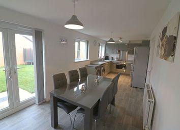 Thumbnail 4 bed detached house for sale in Rockling Street, Ellesmere Park, Ellesmere Port
