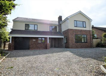 Thumbnail 5 bed detached house for sale in Lache Lane, Chester