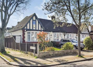 Thumbnail 2 bed semi-detached house for sale in Manorway, Enfield