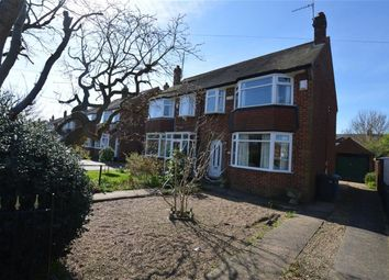 Thumbnail 3 bed property for sale in Auckland Avenue, Hull