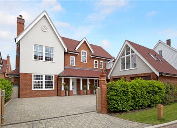 Thumbnail 5 bed detached house for sale in Tullett Way, Broadbridge Heath, Horsham, West Sussex