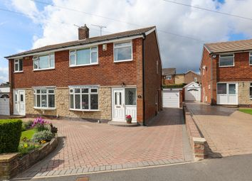 Thumbnail 3 bed semi-detached house for sale in Durlstone Drive, Sheffield