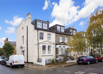 Thumbnail 5 bed flat for sale in Chesson Road, London