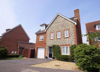 Thumbnail 6 bed detached house for sale in Swanton Close, Stubbington