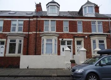 Thumbnail 1 bed flat for sale in Mortimer Road, South Shields