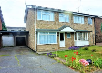 Thumbnail 3 bed semi-detached house for sale in Rowan Walk, Leigh-On-Sea
