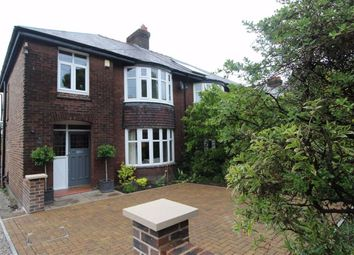 Thumbnail 3 bed semi-detached house for sale in Grappenhall Road, Warrington, Cheshire