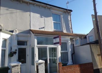 Thumbnail 2 bed end terrace house for sale in Percival Road, Portsmouth
