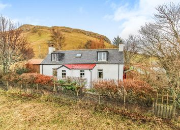 Thumbnail 2 bed detached house for sale in Old Post Office, Elphin, Lairg
