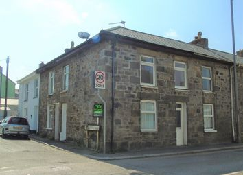 Thumbnail 3 bed end terrace house for sale in Carnarthan Road, Camborne, Cornwall.