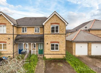 3 bed semi-detached house to rent in Joseph Hardcastle Close, New Cross, London SE14