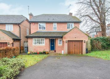 Thumbnail 4 bedroom detached house to rent in Wentworth Grange, Winchester
